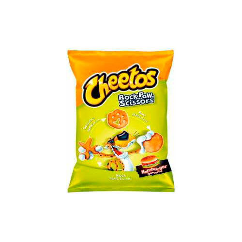 Cheetos Hamburger maissinaksut, 145g