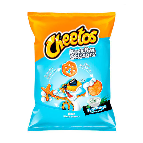 Cheetos Sour Cream maissinaksut, 145g